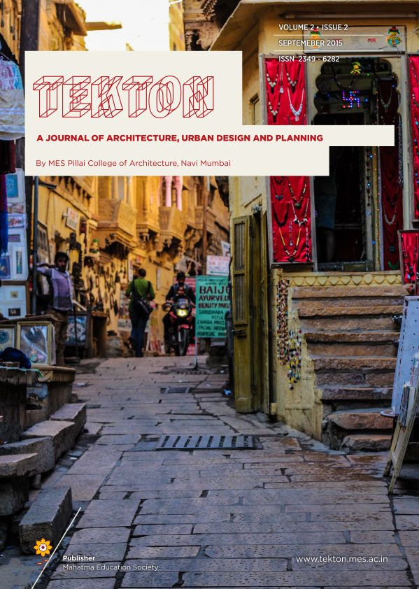 Tekton-Vol-2,-Issue-2,September-2015